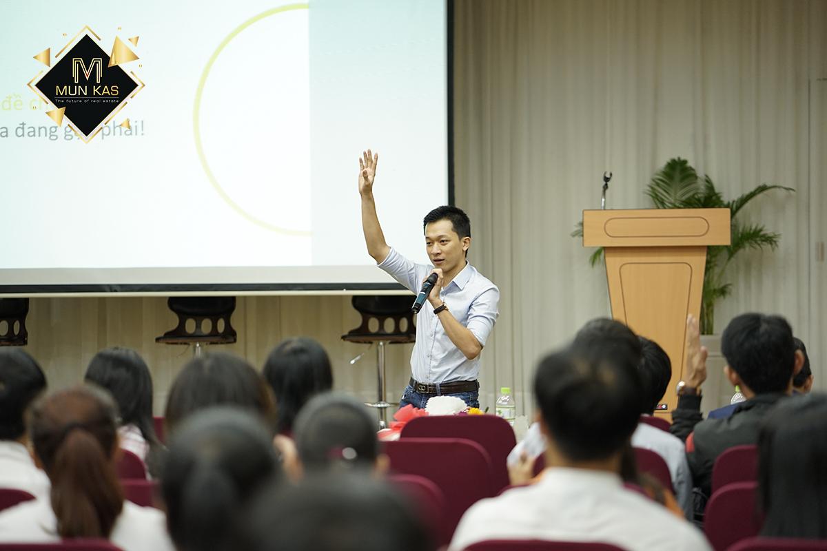 Anh Dương Khôi Nguyên - CEO tại Munkas Agency