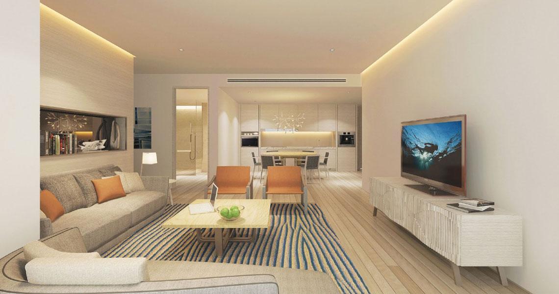 Thiết kế nội thất Nha Trang Gold Coast