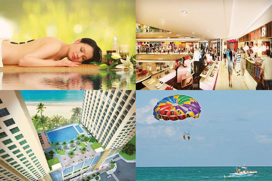 Tiện ích Nha Trang Gold Coast