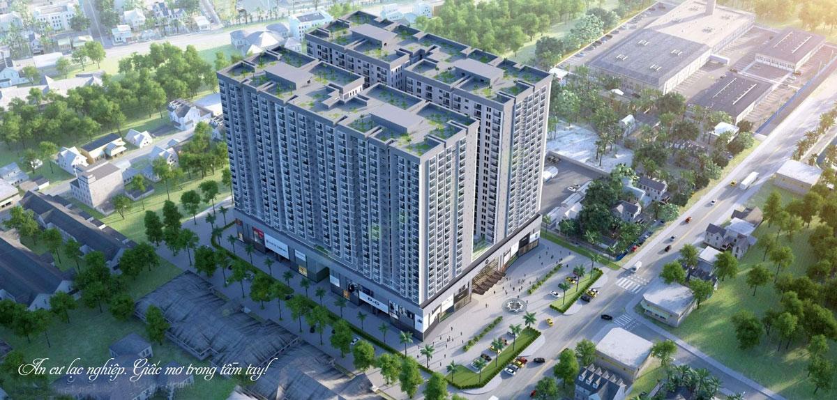 Tổng quan dự án Oriental Plaza