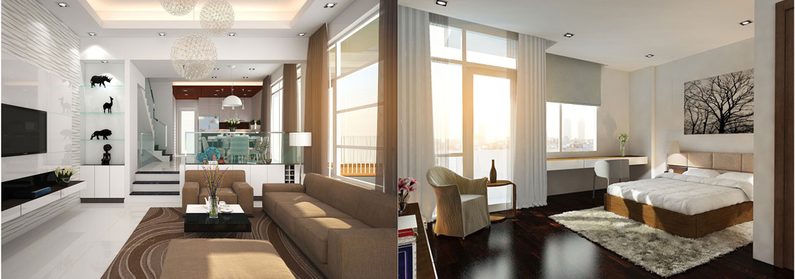 Thiết kế nội thất Jamona Golden Silk