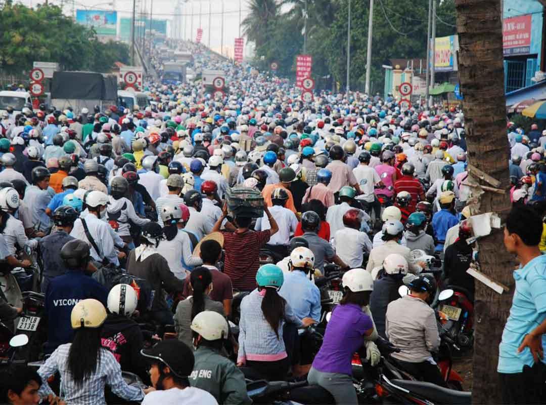 """""""Đỏ mắt"""" đi tìm căn hộ giá rẻ tại thành phố Hồ Chí Minh"""
