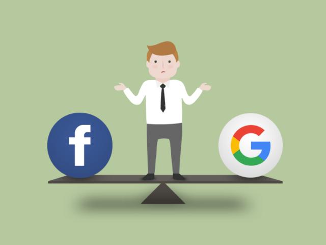 Quảng cáo bất động sản – Chọn Facebook hay Google Adwords?
