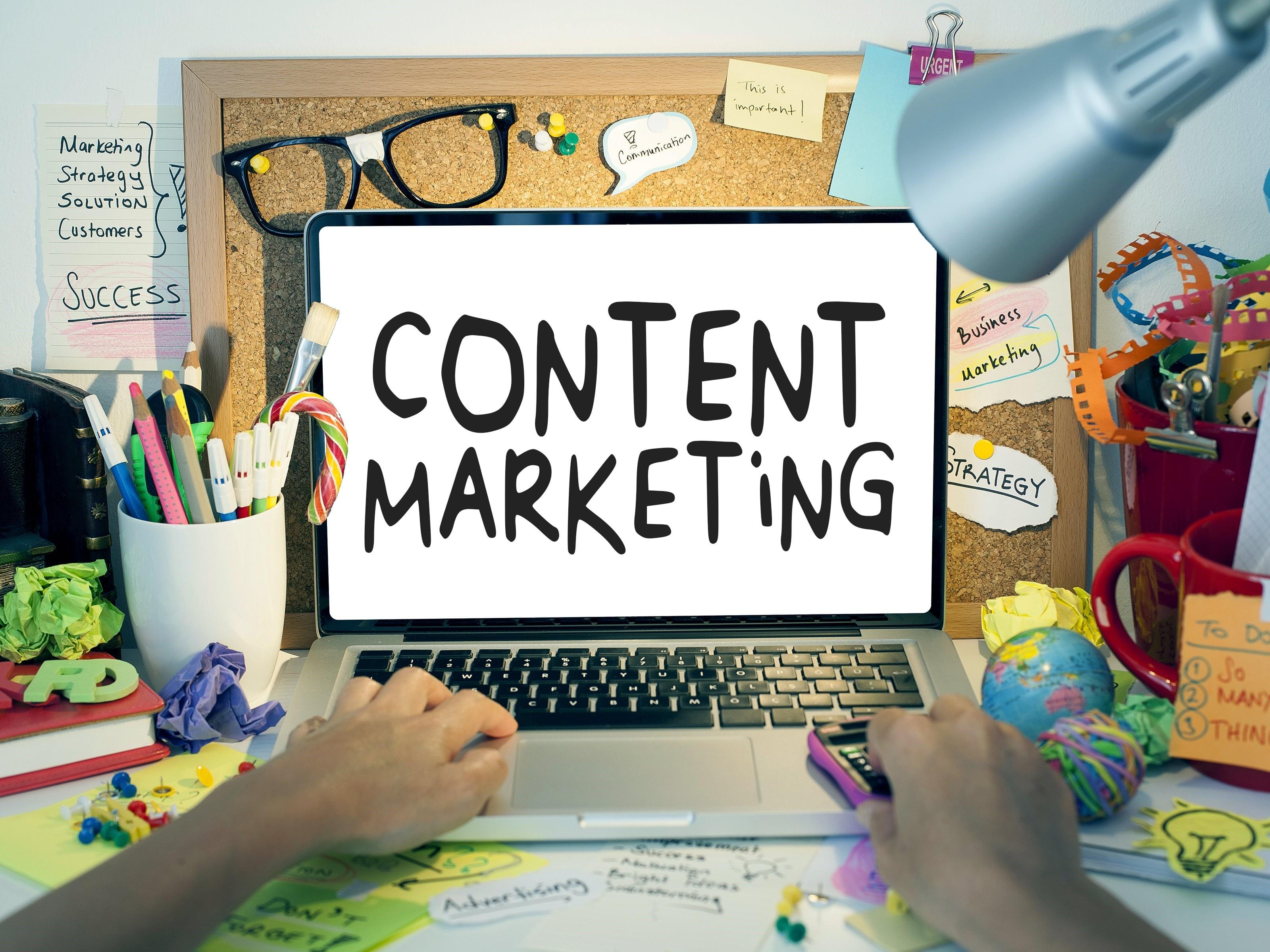 Tại sao content là chìa khóa thành công cho một chiến dịch marketing bất động sản?