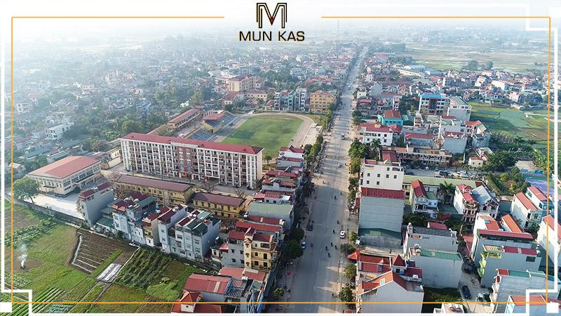 Dịch vụ marketing bất động sản huyện Ba Vì hàng đầu từ Munkas