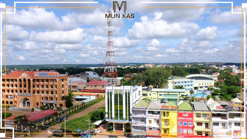 """Khiến bất động sản Bình Phước """"cháy hàng"""" cùng Munkas"""