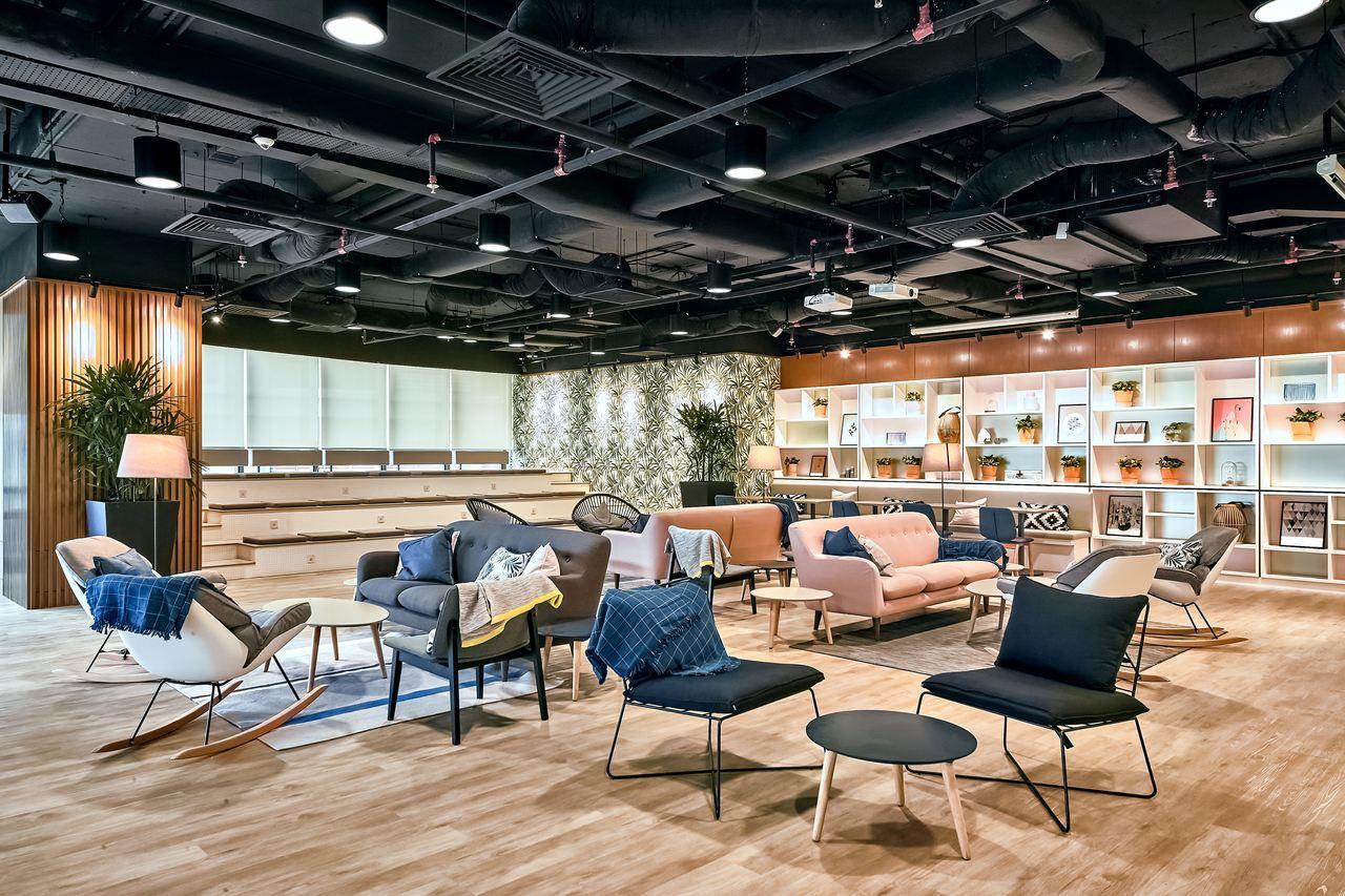 Mô hình Coworking Space đang rất được ưa chuộng tại thị trường bất động sản Việt Nam