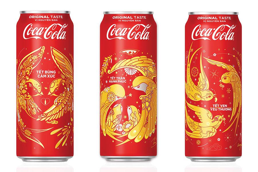 Xu huong truyen thong Coca Cola