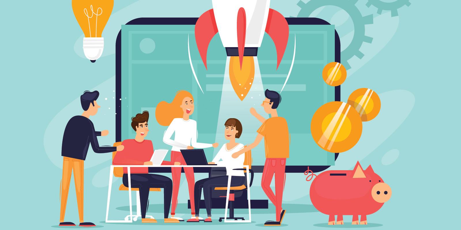 các bước bán hàng thành công cho người hướng nội