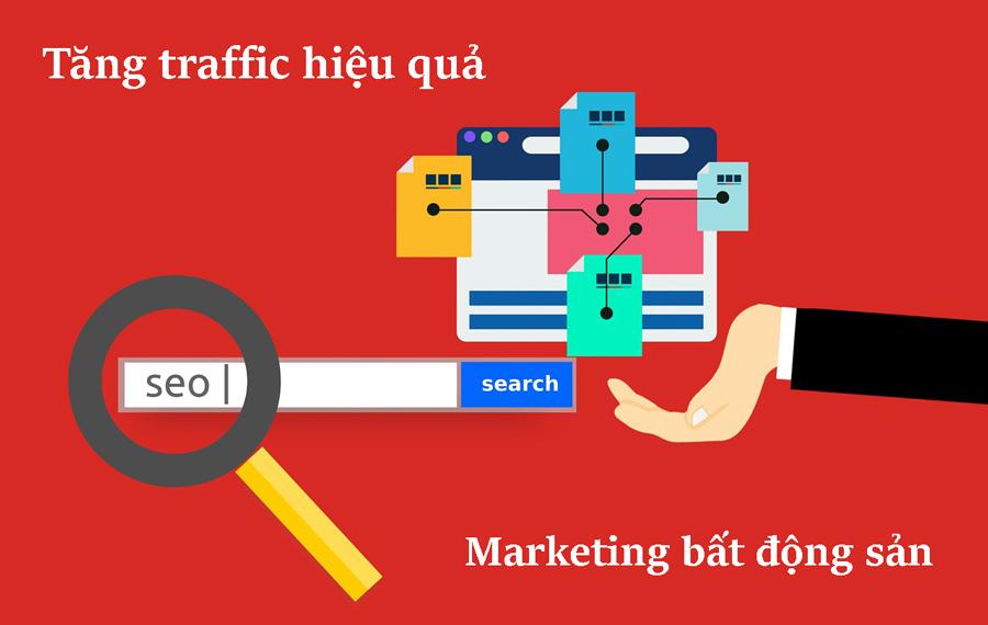Báo động 03 cách kéo traffic ảnh hưởng đến SEO của website bất động sản.