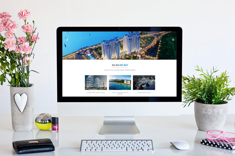 website bất động sản, thiết kế website bất động sản, website cho bất động sản, thiết kế website bất động sản uy tín