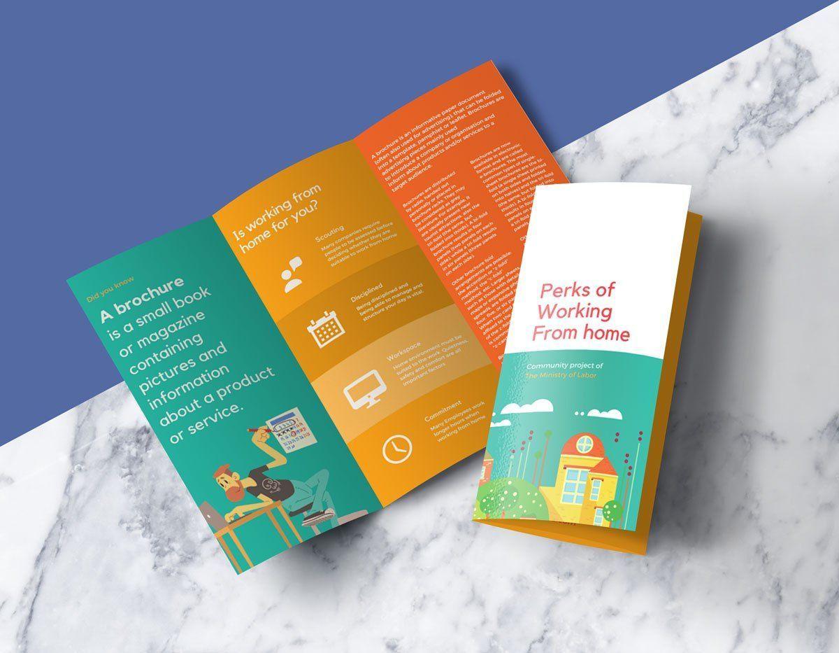 brochure bất động sản, thiết kế brochure bất động sản, cấu trúc brochure bất động sản