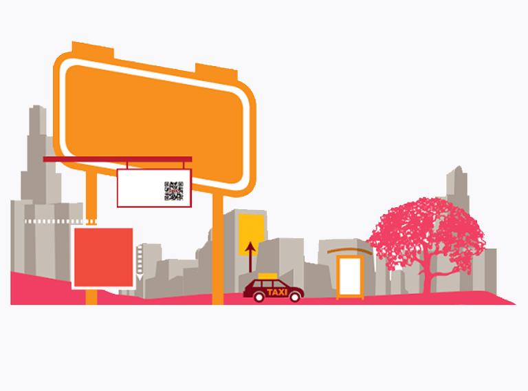 6 lợi ích quảng cáo ngoài trời mang đến trong cho marketing bđs